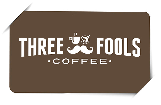 Three Fools Gift Card