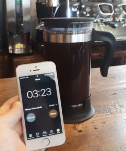French Press Timer
