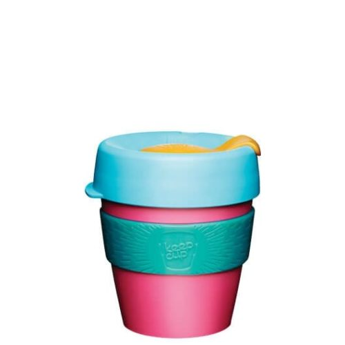 magnetic plastic keep cup
