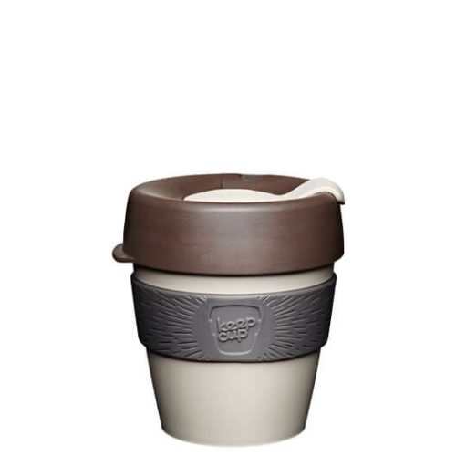 Natural Plastic Keep Cup